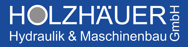 HOLZHÄUER Hydraulik & Maschinenbau GmbH-Logo